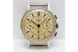 Наручные часы Полёт – традиции качества СССР что существуют годами